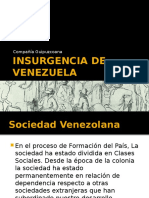 Insurgencia de Venezuela