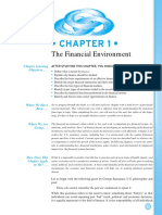 SEU MBA FM Financial Environment