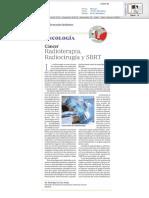 Radioterapia, Radiocirugía y SBRT