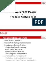PERT Master - Risk Analysis Tool