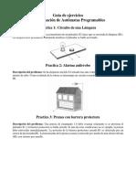 Guía de Ejercicios PLCs