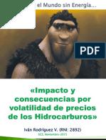 IRV_Udabol Impactos Por Volatilidad de Precios de HC 151120