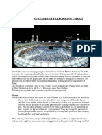Rituals and Stages of Performing Umrah