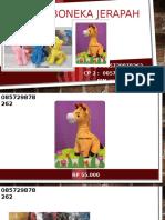 085729878262, Jual Boneka Jerapah, Boneka Jerapah Besar, Boneka Jerapah Malang