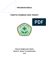 Program Kerja Pft 2014