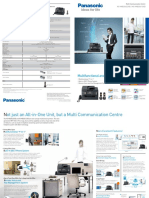 Brochure - Panasonic KX-Mb2062CX
