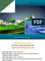 BSHS 382 PAPER Real Education/bshs382paper.com