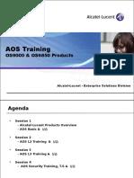 AOS Training 2008