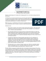 Forklift Equipment Rental 2008