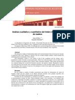 Di Risio - Analisis Del Timbre de Aerofonos de Madera