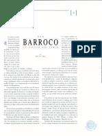 Neo Barroco Un Viento Sin Norte