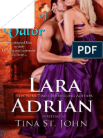 Warrior 03 - Lady of Valor - Lara Adrian