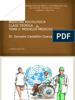 Tema 2 Medicina Psicologica