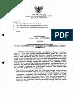 Surat Edaran Menpanperpanjangan Batas Usia Pensiun Pns Yang Menduduki Jabatan Struktural Eselon i Dan Eselon II