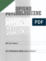 Wilhelm Wundt i rok 1900. (Kulturowy) rdzeń nowożytnej psychologii