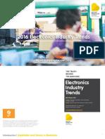 Electronics Industry Trends Report Australia