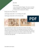 Asean Monetary Integration