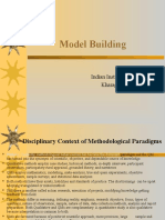 1.4 Model Building