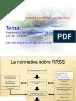 Reglamento de Los RRSS