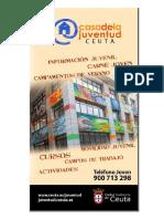 Programa Cursos-talleres Juventud 1er. Semestre 2016