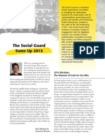 The Social Guard Sums Up 2015