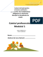 CAIETUL PROFESORULUI_Modul1