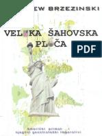 22358457 Velika Šahovska Ploča Zbigniew Brzezinski