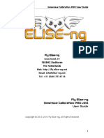 Immersive Calibration PRO User Guide