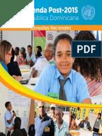 PNUD Agenda Post-2015