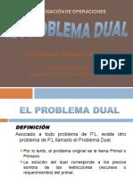 El Problema Dual