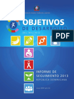 UNDP 2013 DR Report
