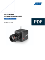 Arri Alexa Mini User Manual