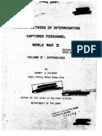 1st Part of Russian Interrogation Techniques