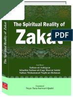 The Spiritual Reality of Zakat English Edition