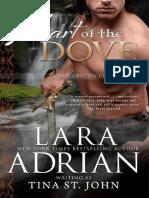 Lara Adrian - [Dragon Chalice 03] - Heart of the Dove (Writting as Tina St John, 2012 Reissue) (Mob)