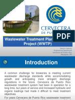 Cervercia India Puerto Rico Presentacion- WWTP Upgrade L1