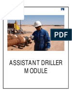 4. Assistant Driller Module Trainee Booklet