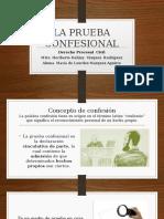 La Prueba Confesional