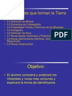 AP Mineralogia