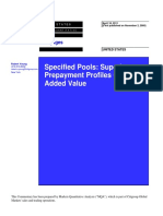 Specified Pools