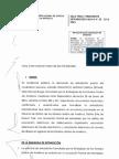 Ejecutoria Manuel Burga