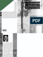 Schaeffer, Jean-Marie. Pequeña ecología de los estudios literarios