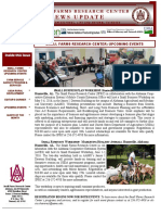 2016 AAMU SFRC Newsletter