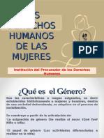 Los Derechos Humanos de Las Mujeres[1]
