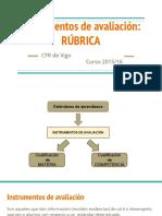 Instrumentos Avaliación Rúbrica Diapos (1)