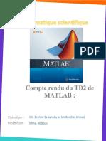 Compte rendu TD2 Matlab.pdf