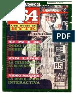 k64 n51 junio 1989