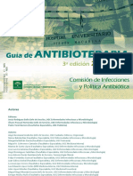Guia Antibioterapia :)