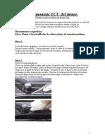Como Desmontar La ECU Del Motor - Seat Leon-Toledo - Audi - Wv