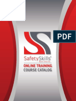 SafetySkills Catalog
